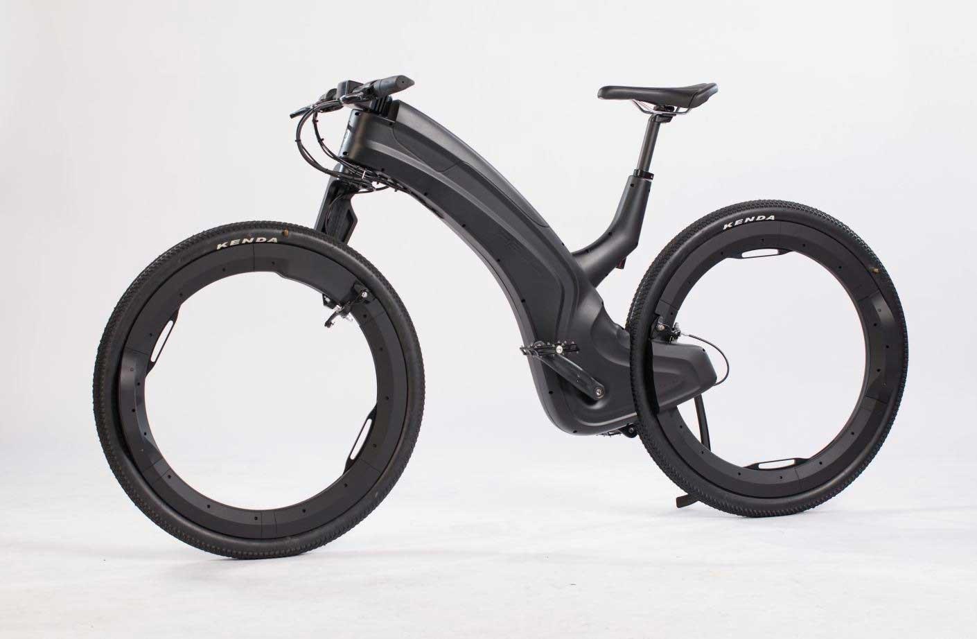 Reevo Hubless Bike Review