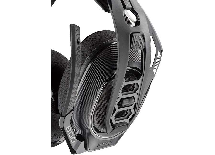Rig 800lx Ear cups
