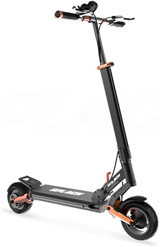 SPLACH Turbo Ultra-Smooth Suspension E-Scooter