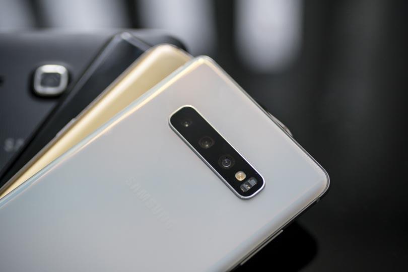 Samsung Phone Back