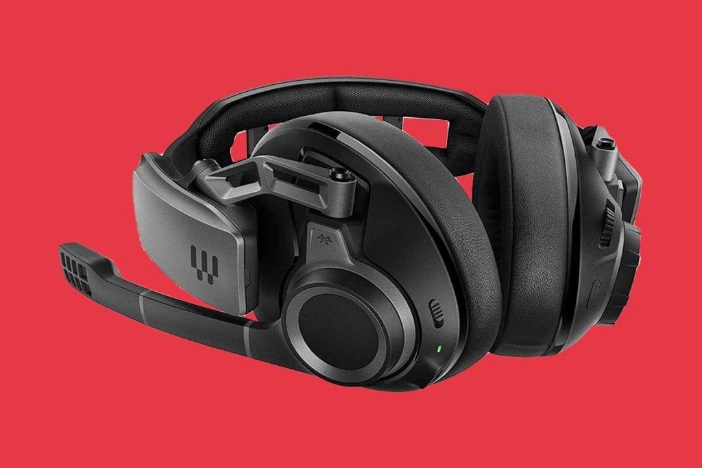 Sennheiser GSP 670 Wireless Headset Review