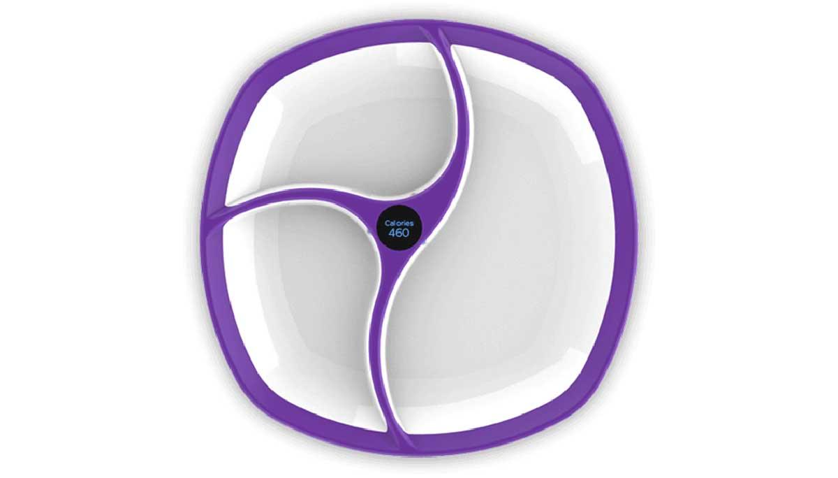 SmartPlate Plate