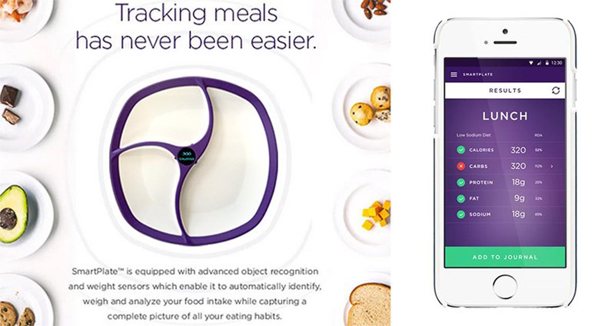 SmartPlate with App