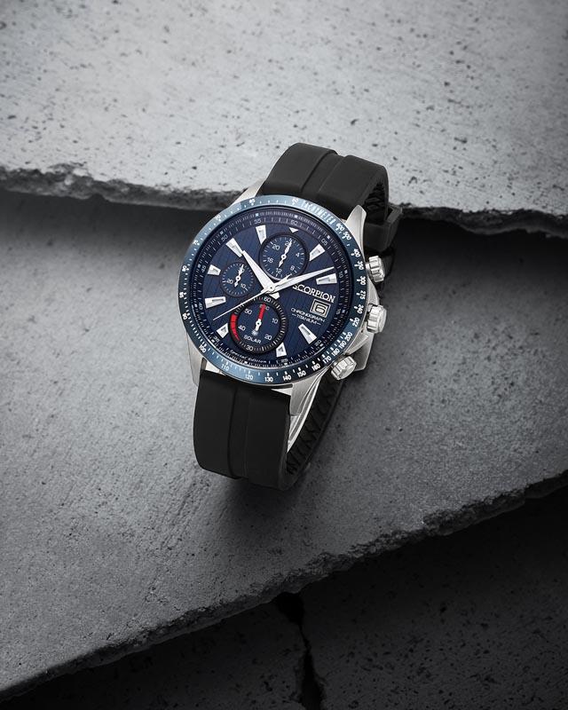 Solar Watch V3 Model Shot 2