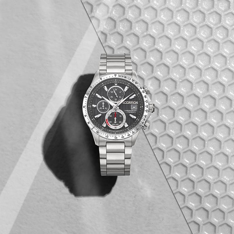 Solar Watch V3 Model Shot 3