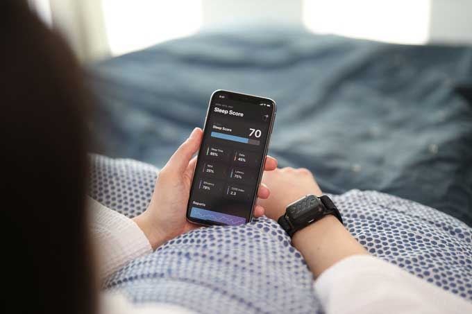 Soltec SMS Sleep App and Band