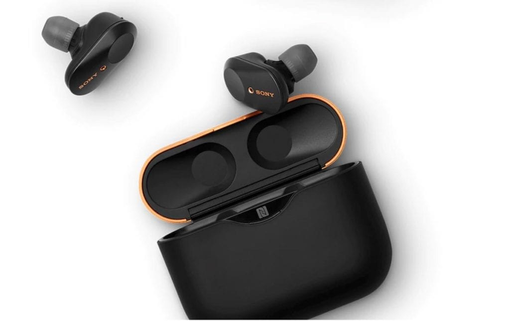 Sony WF-1000XM3 Wireless Earbuds - Aesthetics