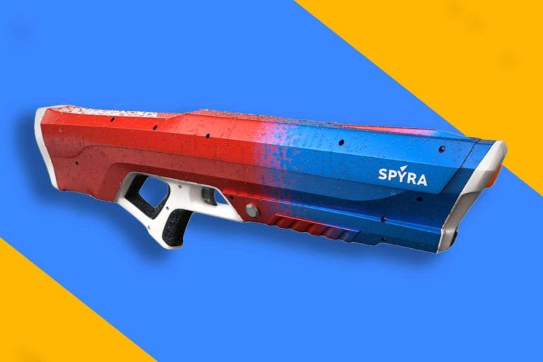 Spyra one water gun review
