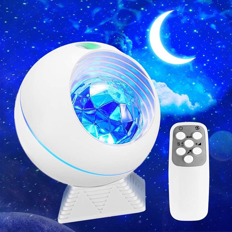 Star Projector Galaxy Sky Lite Skylight Led Night Light