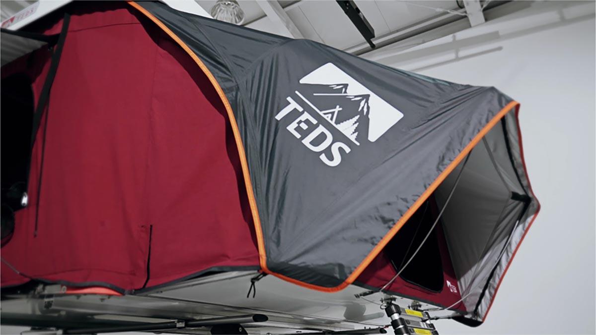 TEDPop Tent
