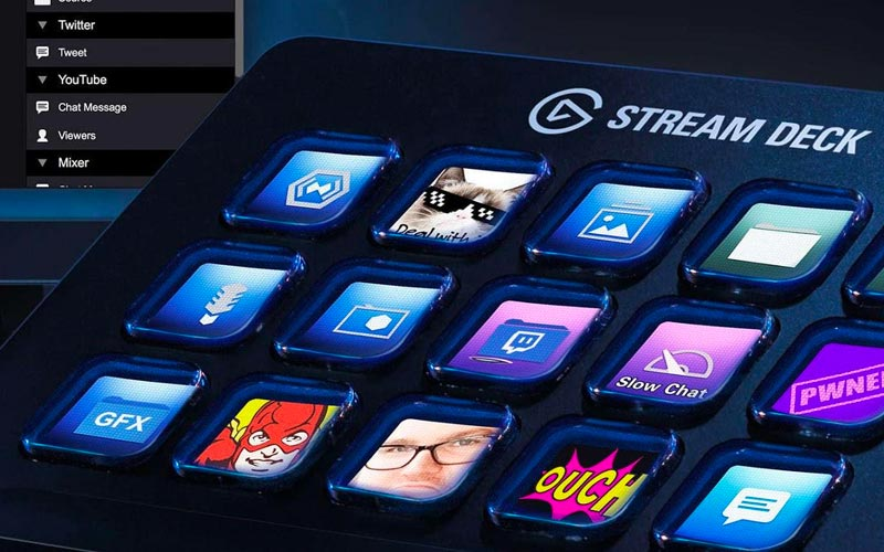Twitch Streaming Equipment - Stream Deck