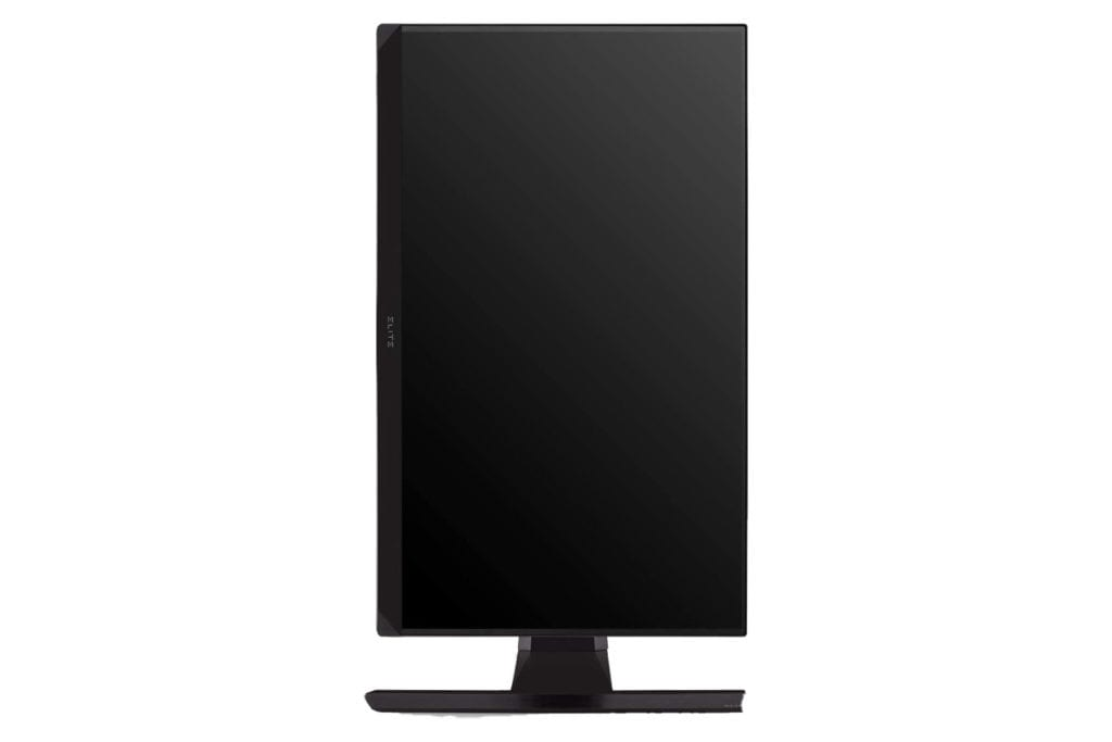 ViewSonic Elite XG270 Vertical Orientation