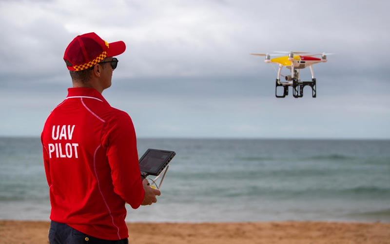 Westpac Little Ripper Drone