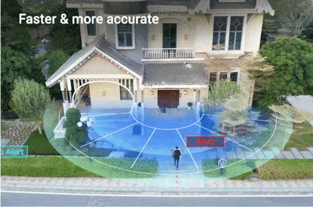 X3 Doorbell Radar