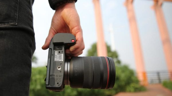 Xtra - The Camera Battery Reinvented Camera Shot