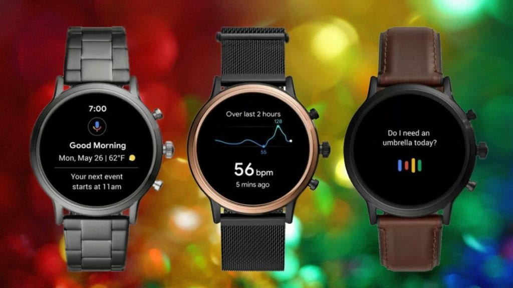 Fossil Gen 5 Smart Watch Different Features