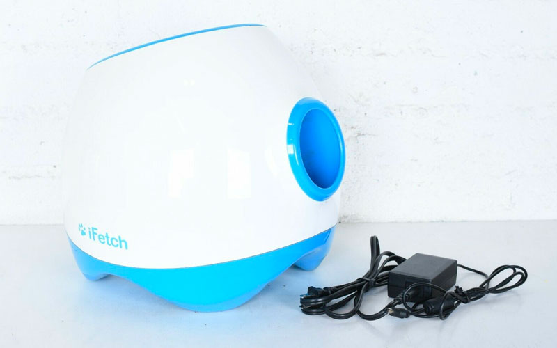 iFetch Too Automatic Dog Ball Launcher