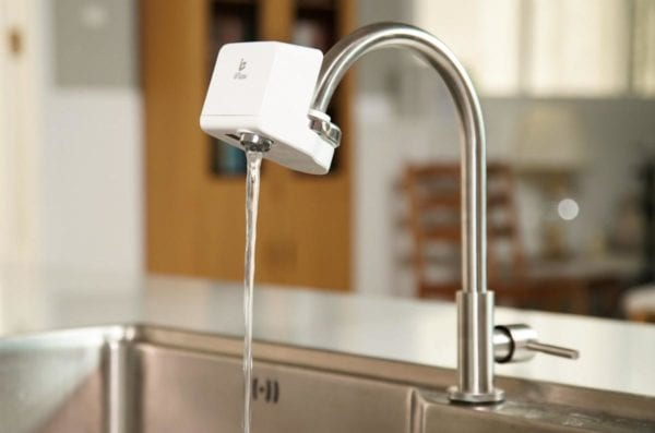 iFlow- Touchless Eco-friendly Faucet _Best product shot