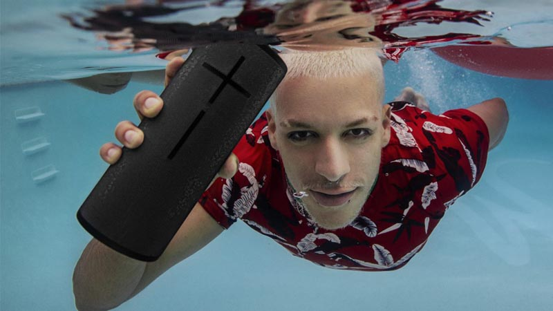 megaboom3 waterproof