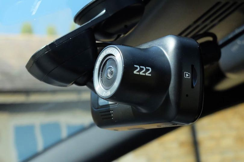 nextbase 222 car cam